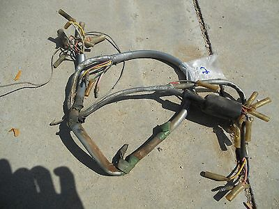 1967 honda ct90 wiring diagram how to wire a 2 way light switch harness 6 12 97 picclick1967
