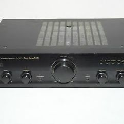 Pioneer Stereo Integrated Amplifier A 443 Jack To Rca Wiring Diagram A443 Audio Hifi Amp 60w • £89.99 - Picclick Uk
