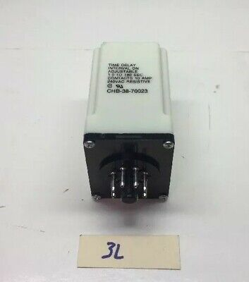 Remarkable Potter And Brumfield 11 Pin Timing Relay Cdb 38 70014 Wiring Wiring Cloud Hisonuggs Outletorg