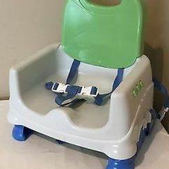Booster Seat Or High Chair Which Is Better White Wooden Desk Fisher Price Baby Feeding Green And Blue Color 2