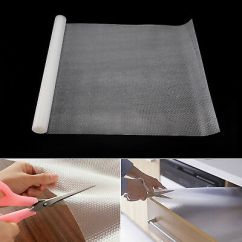 Kitchen Cupboard Protectors Outdoor Ideas Clear Anti Slip Waterproof Drawer Liner Table Protector Mat