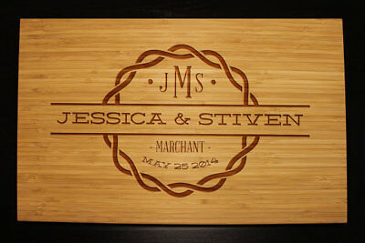 personalized wedding date family