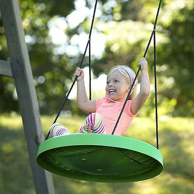 swing seat kit swivel office chairs uk set playground hanging accessories sturdy outdoor child toddler