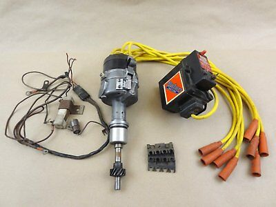 ford 302 electronic distributor wiring diagram evinrude etec 115 online vintage mallory yc 449 hp 289 ignition coil cap
