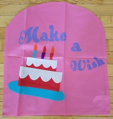 chair covers wish beanbag chairs for kids birthday cover make a pink new 2 00 picclick