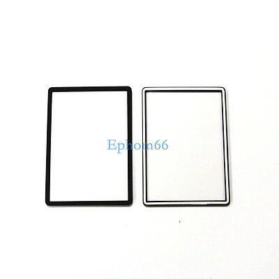 NEW OUTER LCD Screen Display Window Glass Repair +Tape for