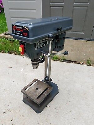 Craftsman 8 Inch Drill Press