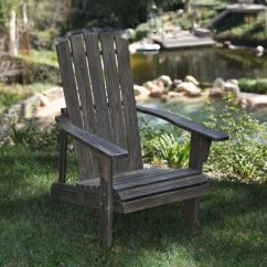 Distressed Adirondack Chairs Chair Leg Covers Home Depot Shine Company Rustic White 206 32 Lakewood