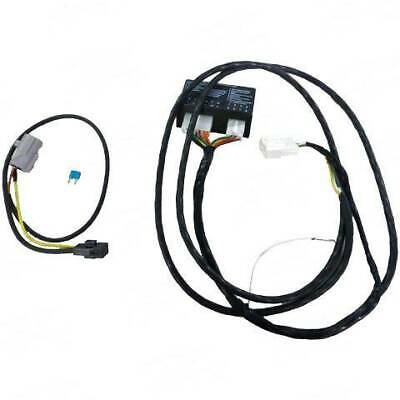 UNT290 TOWBAR TRAILER Wiring Harness Loom For Mitsubishi