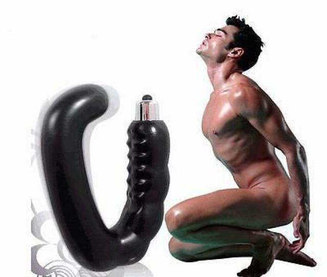 G Spot Prostatic Massage Instrument Anal Stimulate Prostate Massager Men Plug N2