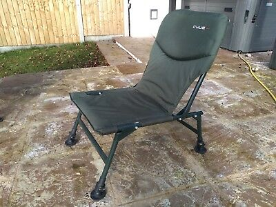 universal fishing chair attachments walnut dining chairs middy arm conversion allows to have chub guest carp immaculate