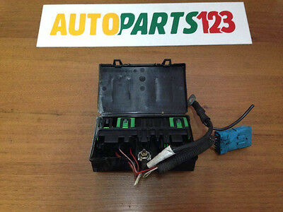 Peugeot 307 Fuse Box Fan | mwb-online co