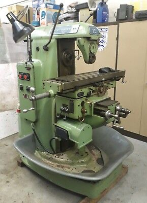 Adcock Shipley 2s Milling Machine Manual