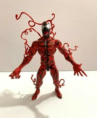 marvel legends spiderman and