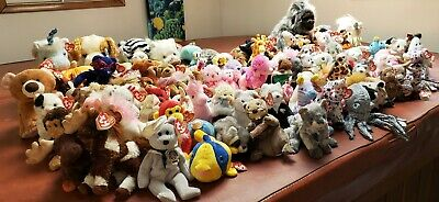 ty beanie babies collection