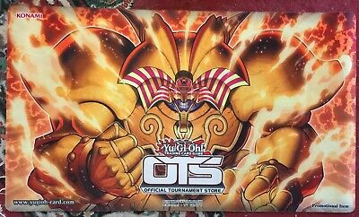 tapis playmate ots 2018 exodia the forbidden one champion official yu gi oh