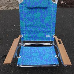 Big Kahuna Beach Chair Best Outdoor Rocking Chairs 40 35 00 Picclick