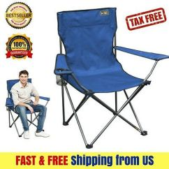 Portable Picnic Chair Kid In Wheelchair Premium Folding Beach Camping Outdoor Seat Lawn Patio Bbq 21 31