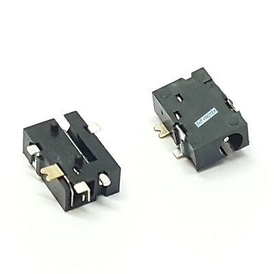 5 pin dc jack tablet netbook notebook 0 7mm emergency heat sequencer netzbuchse netzteilbuchse fur smd 2 x 7