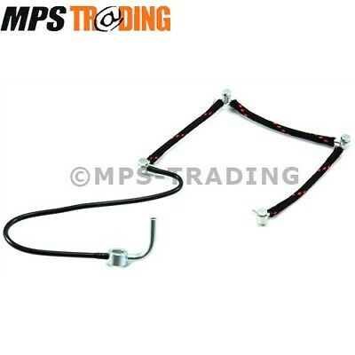 PEUGEOT 206 207 307 1.4 Hdi Engine Fuel Hose Pipe Harness