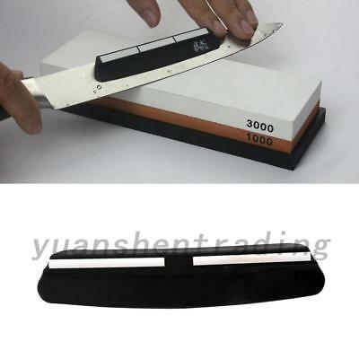 kitchen knife sharpening stone play kitchens for sale new sharpener guide whetstone diamond angle