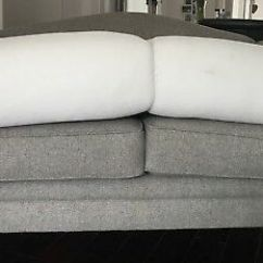 Replacement Sofa Cushions Laura Ashley Cheap Baby Chairs Gloucester Seater Cushion Insets Only Not X 2
