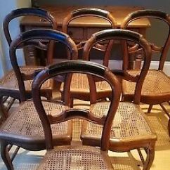 Bergere Dining Chairs Folding Chair Oak 6 Antique French Brocante Purchase For Renovation