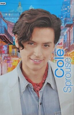 cole sprouse a3 poster ca 42 x 28