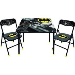 Batman Childrens Table And Chairs Tommy Bahamas Beach Ehemco Kids 3 Piece Chair Set Ehem1004 52 99 Picclick Dc Boys Girls Children Toddlers
