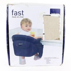 Hook On Chair Desk Or Exercise Ball Inglesina Fast Table Navy Convenient Baby High