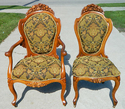 gentlemans chair lawn webbing kit tiger oak belter laminated parlor chairs ladies