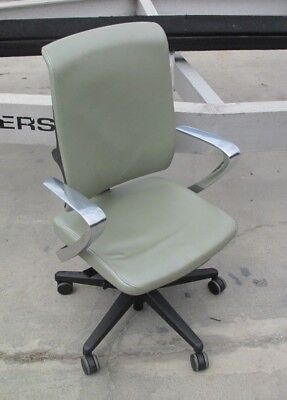 allsteel relate chair instructions ergonomic replacement parts used office cubicles concensys 6x6 765 00 green leather task