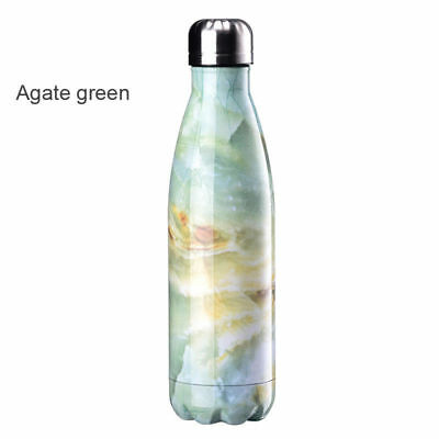 500ml 2 gourde isole sous vide flacon thermique sport chilly froid tasses gb