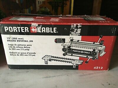 Porter Cable 4212 Dovetail Jig