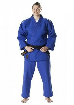 Judo suit Dax ® Moskito Spezial, extra firm for competition 140-200, 970 g / m² blue