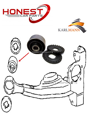 Bearings, Bushings & Bush Kits, Suspension & Steering, Car