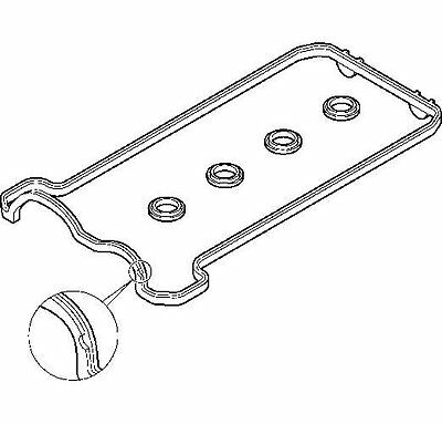 MERCEDES BENZ SL500 Hydraulic Top Cylinder Repair Kit , R