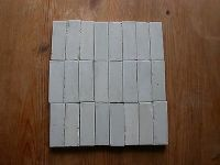 Reclaimed Victorian Ceramic Floor Tiles  12.00