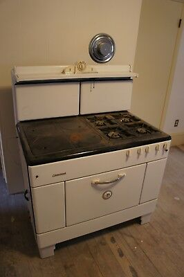 cast iron kitchen stove french country island glenwood 850 00 picclick