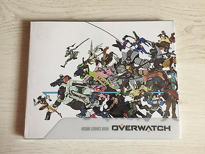 overwatch collectors edition artbook