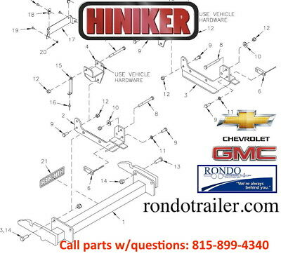 HINIKER SNOW PLOW LIFT FRAME WELDMENT PUMP STAND QUICK