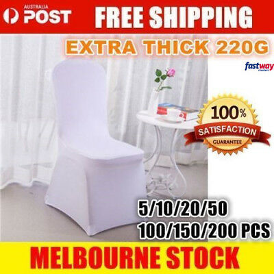 wedding chair covers for sale australia papasan amazon 200x white full seat cover spandex lycra stretch 1 200 banquet d