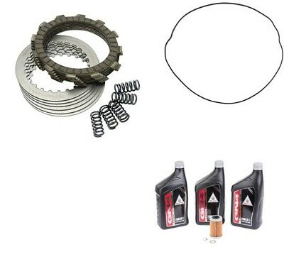 HONDA XR650L 1993–2018 Tusk Clutch Kit w/ Springs, Cover