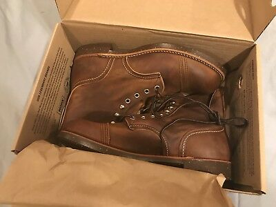 red wing boots heritage