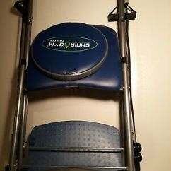 Gym Chair As Seen On Tv Wheelchair Yusuf Sarai Total Body Workout Brand New 79 99 50 Exercises Instructions Included