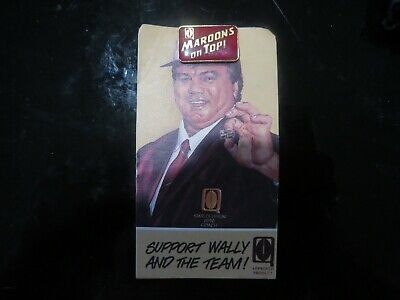 SUPPORT WALLY AND the team Queensland State of Origin ...