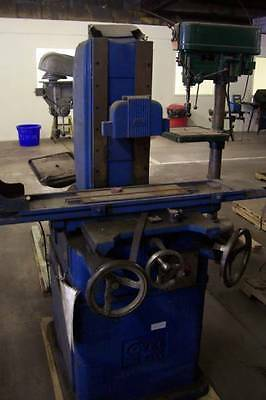 Clausing Covel Surface Grinder