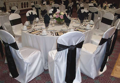 chair covers wedding ebay peacock accent 20 round square top satin banquet restaurant free shiping 85 00 picclick