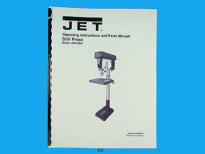 Jet 13r Drill Press For Sale