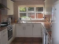 Kitchen cupboards door and drawer fronts and worktop  80 ...